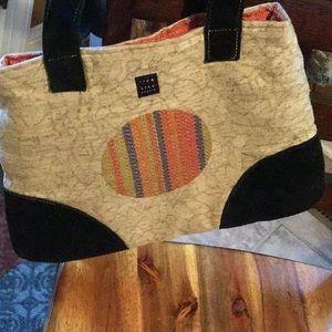 Super cute Lisa Iill studio small tote bag
